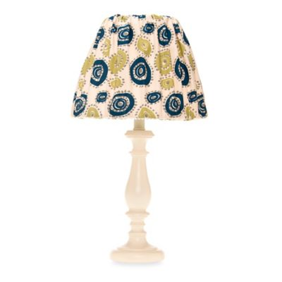 Glenna Jean Uptown Traffic Lamp Base with Shade