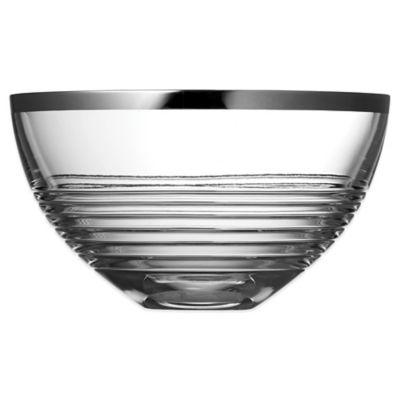 Vera Wang Wedgwood® Grosgrain Nouveau Platinum 10-Inch Bowl