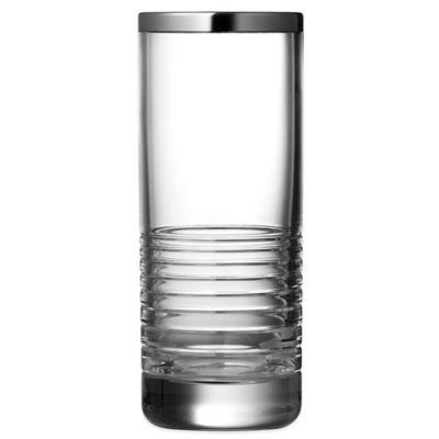 Vera Wang Wedgwood® Grosgrain Nouveau Platinum 8-Inch Vase