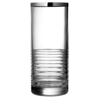 Vera Wang Wedgwood® Grosgrain Nouveau Platinum 10-Inch Vase