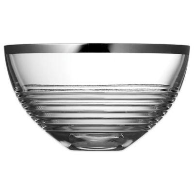 Vera Wang Wedgwood® Grosgrain Nouveau Platinum 8-Inch Bowl