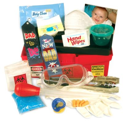 Daddy & Co.™ Daddy Diaper Changing Toolbox