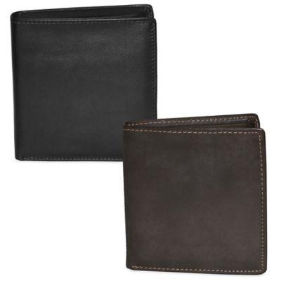 Dopp Leather Regatta Convertible Cardex in Mahogany