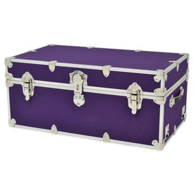 Rhino Trunk and Case® Large Rhino Armor Trunk in Purple
