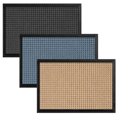 Weather Guard™ 3-Foot x 4-Foot Garage Mat in Blue