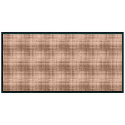 Weather Guard™ 4-Foot x 10-Foot Garage Mat in Medium Brown