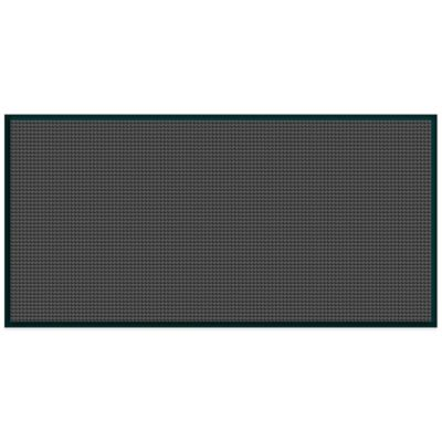 Weather Guard™ 4-Foot x 10-Foot Garage Mat in Charcoal