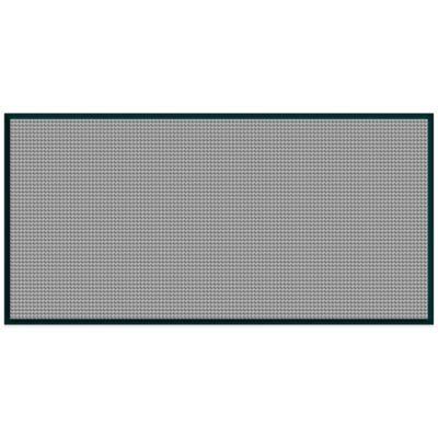 Weather Guard™ 4-Foot x 10-Foot Garage Mat in Medium Grey