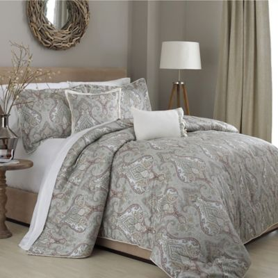 Raymond Waites Mantra Queen Comforter Set