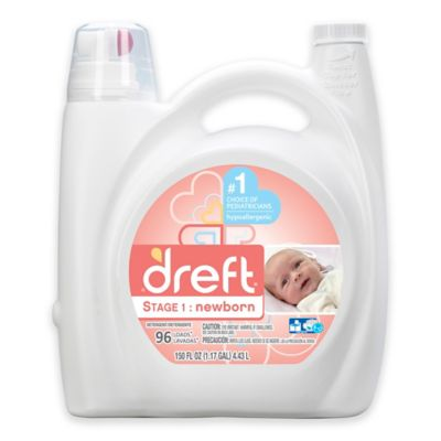 Dreft Liquid Detergent