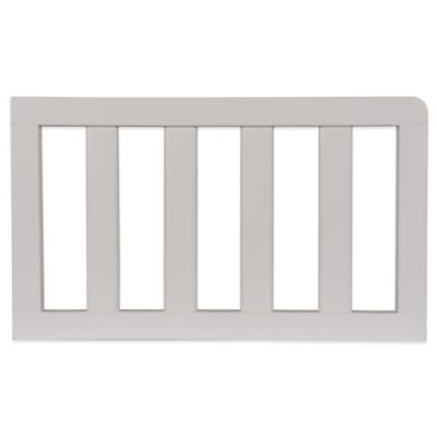 Delta Emery Toddler Guardrail in White