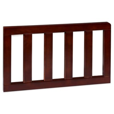 Delta™ Children Bentley Wood Toddler Guard Rail in Black Cherry Espresso