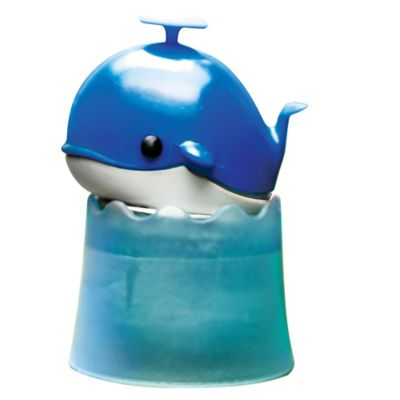 Epoca Whale 3-Piece Tea Infuser Set in Blue