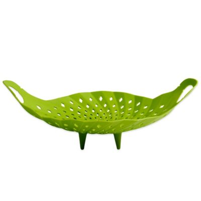 Green Vegetable Steamer