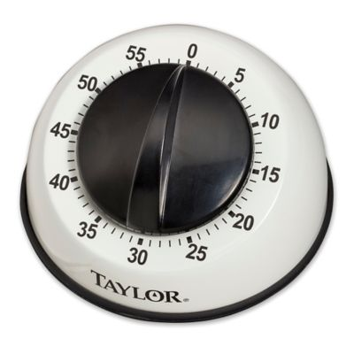 Taylor® Long Ring 60-Minute Kitchen Timer