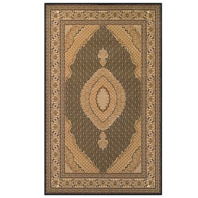 Couristan® Antalya Collection Tokat 2-Foot x 3-Foot 11-Inch Rug in Brown