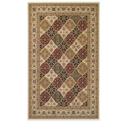 Couristan® Antalya Collection Ankara 9-Foot 2- Inch x 12-Foot 6-Inch Rug in Beige