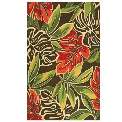 3 6 Brown Collection Rug