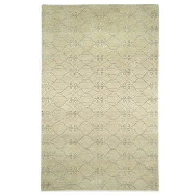 Kevin O' Brien by Capel Rugs Ramblas 7-Foot x 9-Foot Rug in Beige