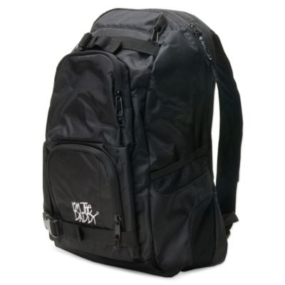 Daddy & Company Diaper Pack in Black
