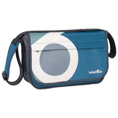 babymoov® Messenger Diaper Bag in Petrol