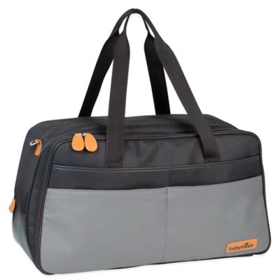 babymoov® Traveller Diaper Bag in Black