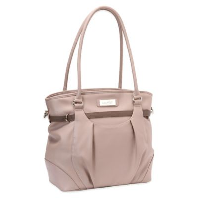 babymoov® Glitter Diaper Bag in Taupe
