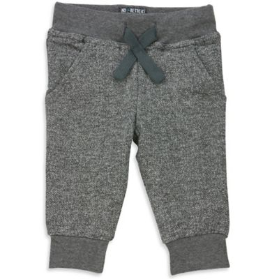 No Retreat™ Size 4T Knit Jogger Pant in Grey