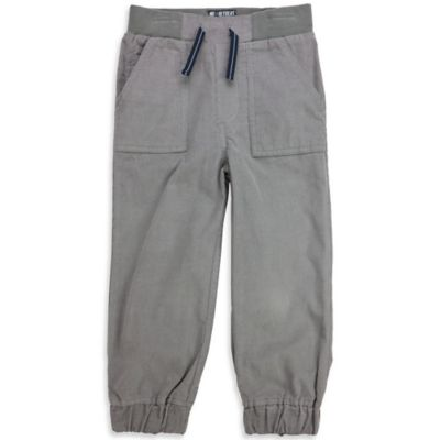 No Retreat™ Code™ Size 3-6M Corduroy Jogger Pant in Grey