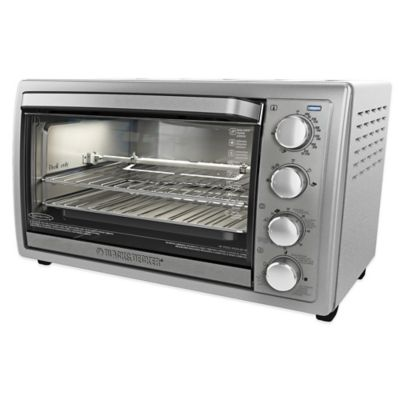 Black & Decker® 9-Slice Rotisserie Convection Oven
