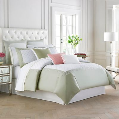 Wedgwood® Wild Strawberry Full/Queen Duvet Cover Set