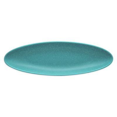 Turquoise Oblong Tray