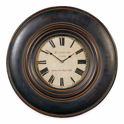 Uttermost Adonis Wall Clock