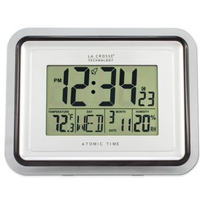 8 inch Digital Wall Clock