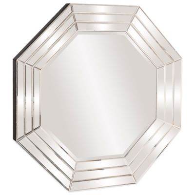 Howard Elliott 35-1/2-Inch Jessica Mirror in Silver