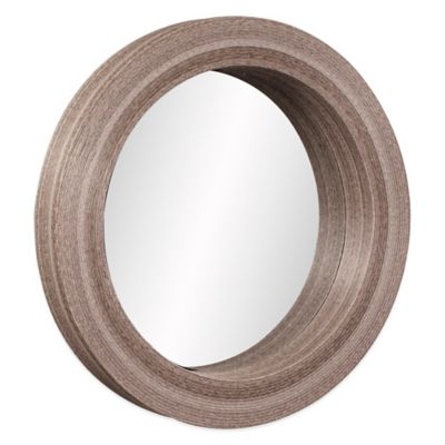 Howard Elliott Round Mirror