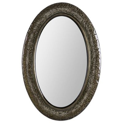 Ren-Wil 40-Inch x 36-Inch Jane Mirror in Bronze
