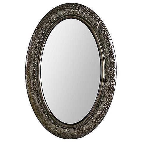 Buy ren wil 40 inch x 36 inch jane mirror in bronze from for Mirror 42 x 36