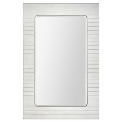 Ren-Wil 24-Inch x 36-Inch Rectangular Malbay Mirror