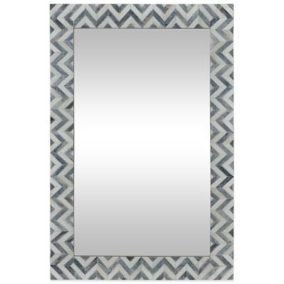 Grey/Ivory Wall Mirrors