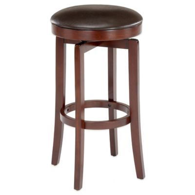 Hillsdale Malone Backless Swivel Barstool