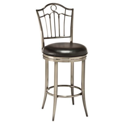 Hillsdale Portland Swivel Counter Stool