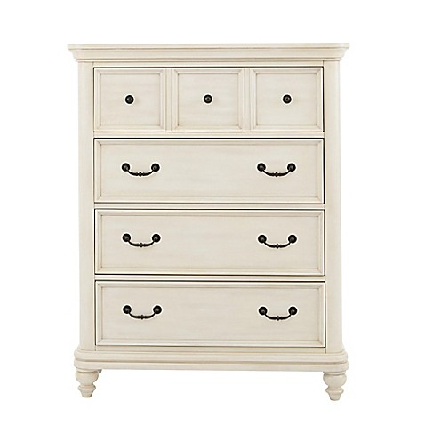 Buy Pulaski Madison 6 Drawer Chest In Antique White From Bed Bath Beyond
