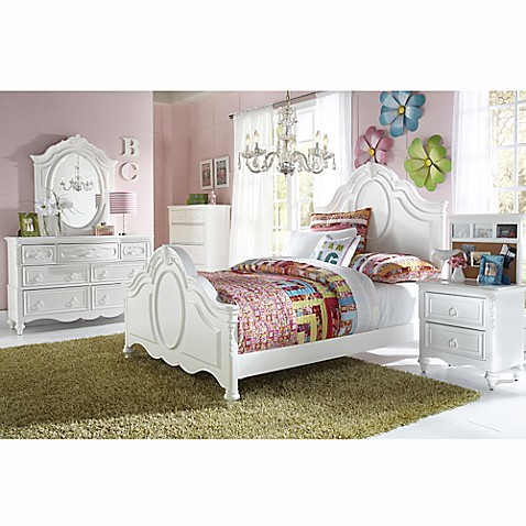 Pulaski Sweetheart 5 Piece Bedroom Set Bed Bath Beyond