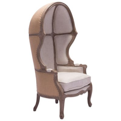 Zuo® Ellis Occasional Chair in Brown