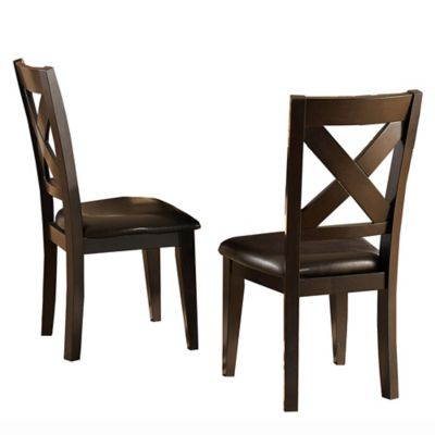 Verona Home Avers Side Chairs (Set of 2)