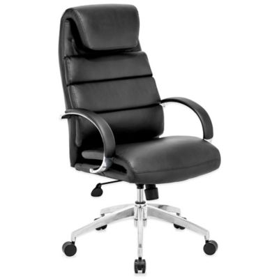 Zuo® Lider Comfort Office Chair in Black