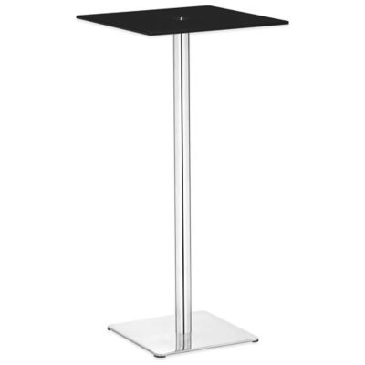 Zuo® Dimensional Bar Table in Espresso