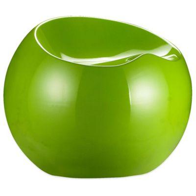 Zuo® Drop Stool in Green