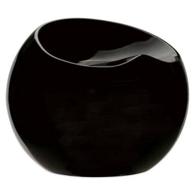 Zuo® Drop Stool in Black